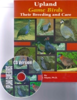 Upland Game Birds book plus CD by Leland Hayes